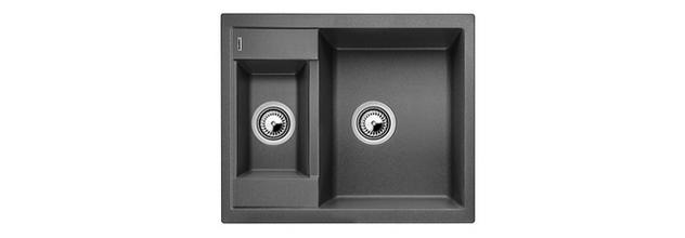 blanco metra 6 vendbar 60cm dfi geisler. Black Bedroom Furniture Sets. Home Design Ideas